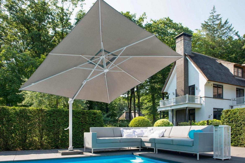 Zweef-parasols