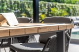 4 Seasons Outdoor Accor eetset antraciet 7 delig optie 1_