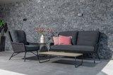 4 Seasons Outdoor Wing loungeset 4-delig optie 2_