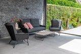 4 Seasons Outdoor Wing loungestoel 5 delig optie 3_