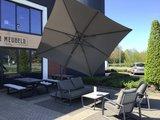 4 Seasons Outdoor Hacienda parasol Taupe_