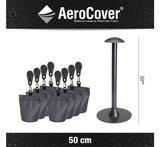 Aerocover hoes ondersteuning set_