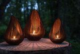 Glowbus Glowdrop M Cortenstaal_