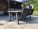 4 Seasons Outdoor Wing eetset antraciet 7-delig optie 2_