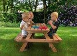 Kinderpicknicktafel Sanne onbehandeld douglas hout_