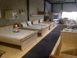 Steigerhouten Bed 1-Persoons_
