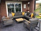 Meridien loungeset taste by 4 Seasons Outdoor_