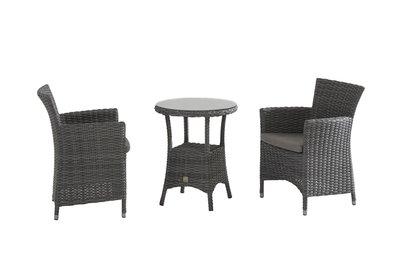 Limbo balkon set 2 stoelen met tafel