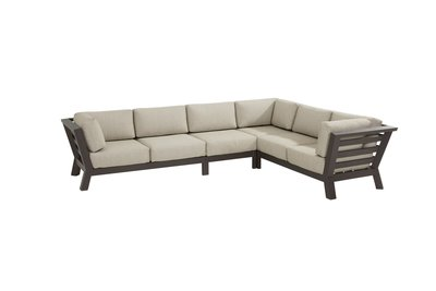 4 Seasons Outdoor Meteor loungeset 4-delig optie 2