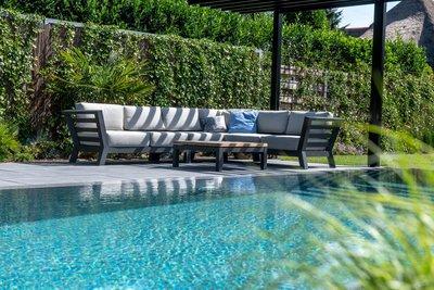 4 Seasons Outdoor Meteor loungeset 5-delig optie 5