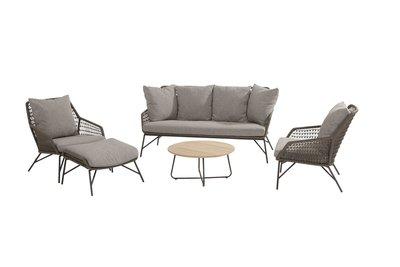 4 Seasons Outdoor Babylon loungeset 4-delig optie 1