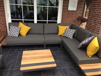 Meridien loungeset taste by 4 Seasons Outdoor