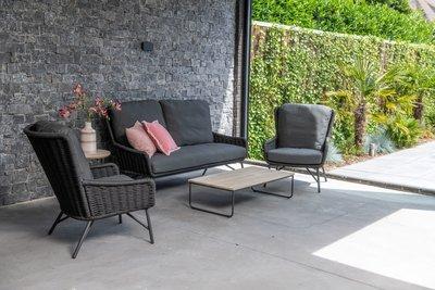 4 Seasons Outdoor Wing loungeset 4-delig optie 2
