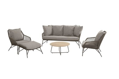 4 Seasons Outdoor Babylon loungeset 4-delig optie 1