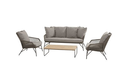 4 Seasons Outdoor Babylon loungeset 4-delig optie 3