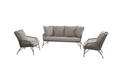 4 Seasons Outdoor Babylon loungeset 4-delig optie 4