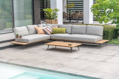 4 Seasons Outdoor Cucina loungeset 5-delig optie 1
