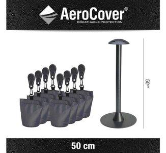 Aerocover hoes ondersteuning set