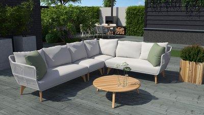 4 Seasons Outdoor Raphael loungeset 5-delig optie 1