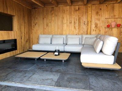 4 Seasons Outdoor Arcade loungeset 6-delig optie 1