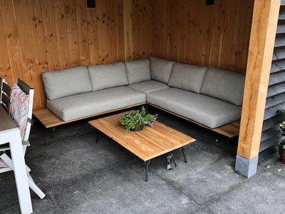 4 Seasons Outdoor Cucina loungeset 4-delig optie 3